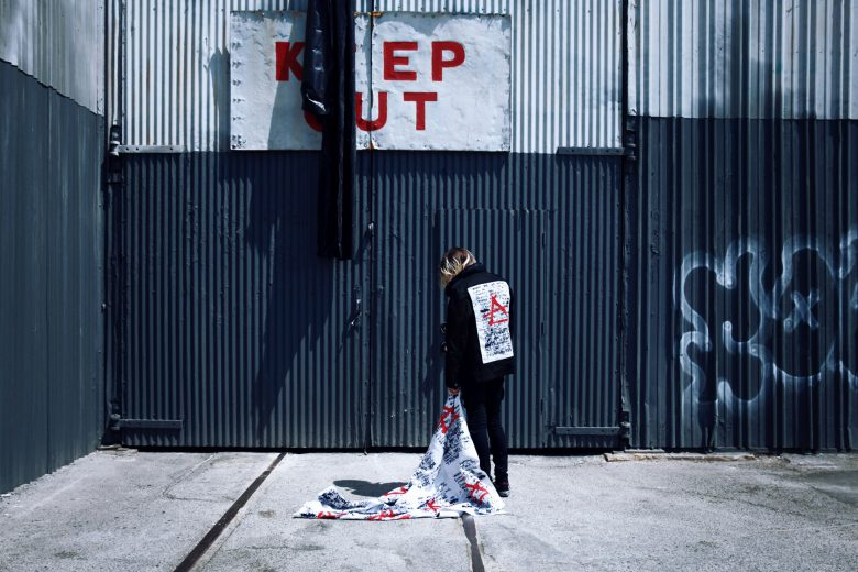 "C2H4 Los Angeles 15FW ""AGAINST ALL AUTHORITY"" CAMPAIGN"