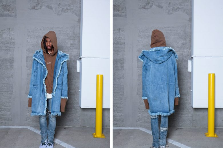 "C2H4 Los Angeles 16SS ""ICE COLD"" LOOKBOOK"