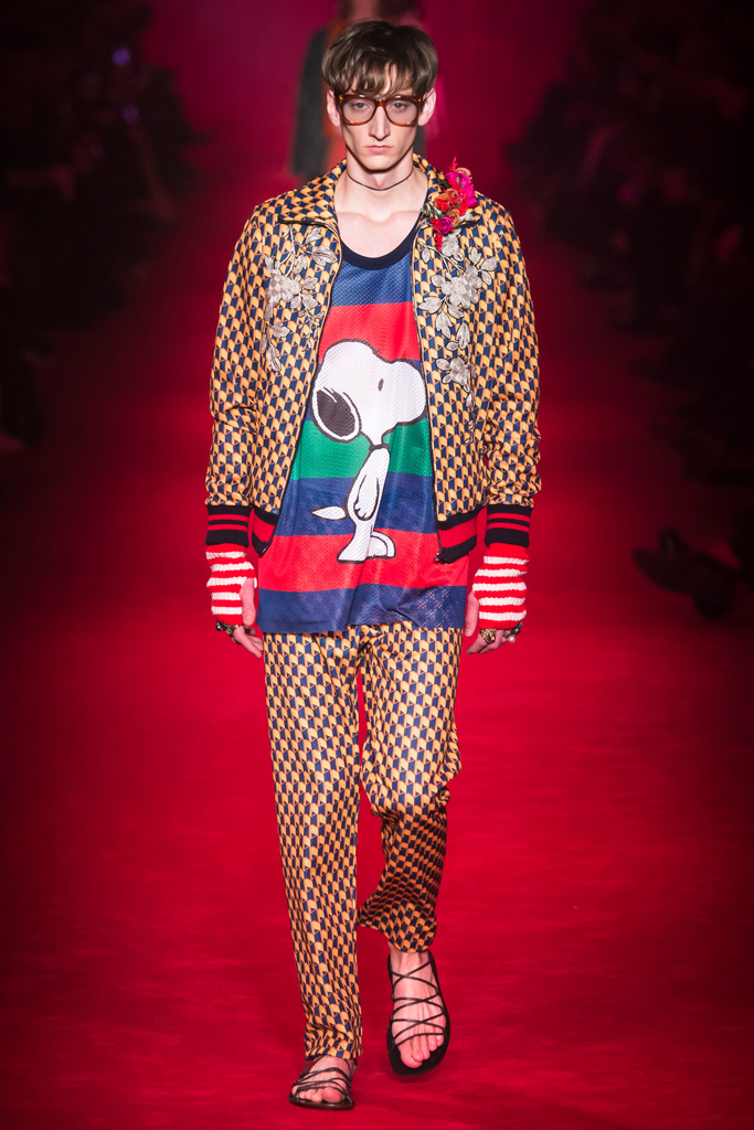 Gucci 2016-17AW Men's Collection