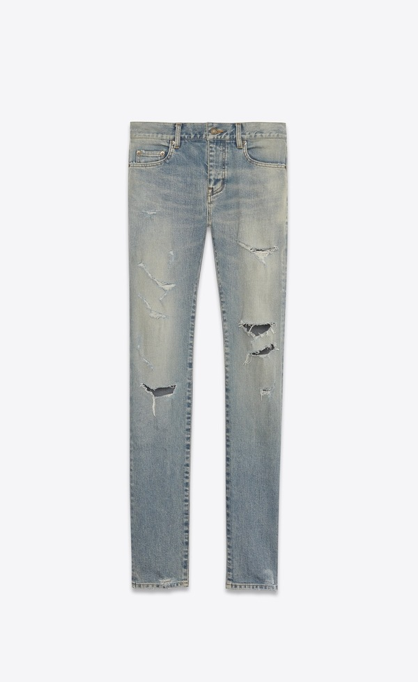 Saint Laurent denim