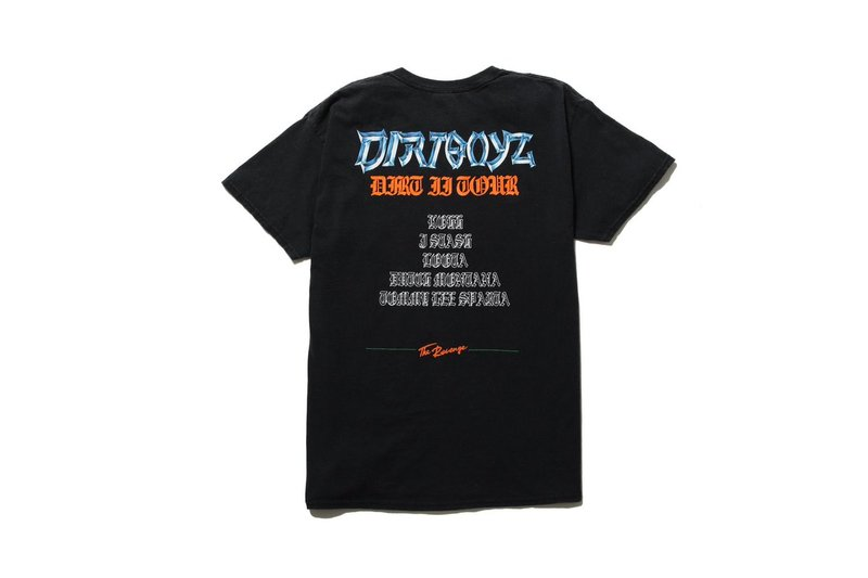 KOHH × UNITED ARROWS & SONS exclusive T Shirt