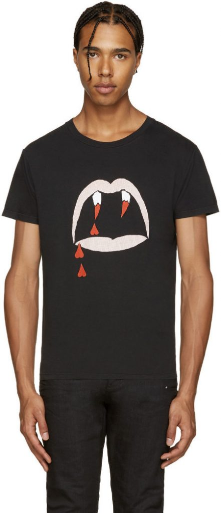 saint-laurent-bloodraster-tee