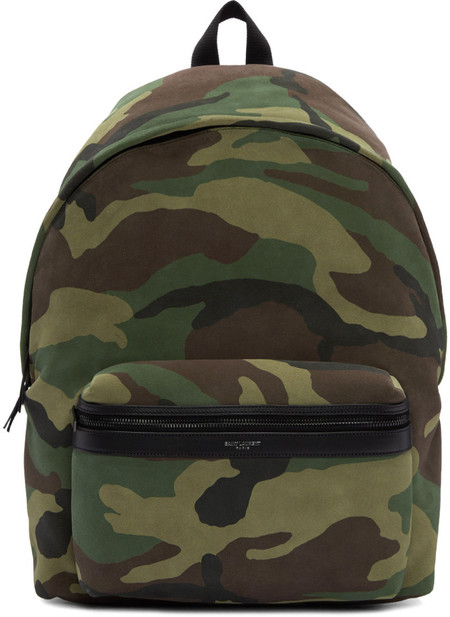saint-laurent-green-camouflage-city-backpack