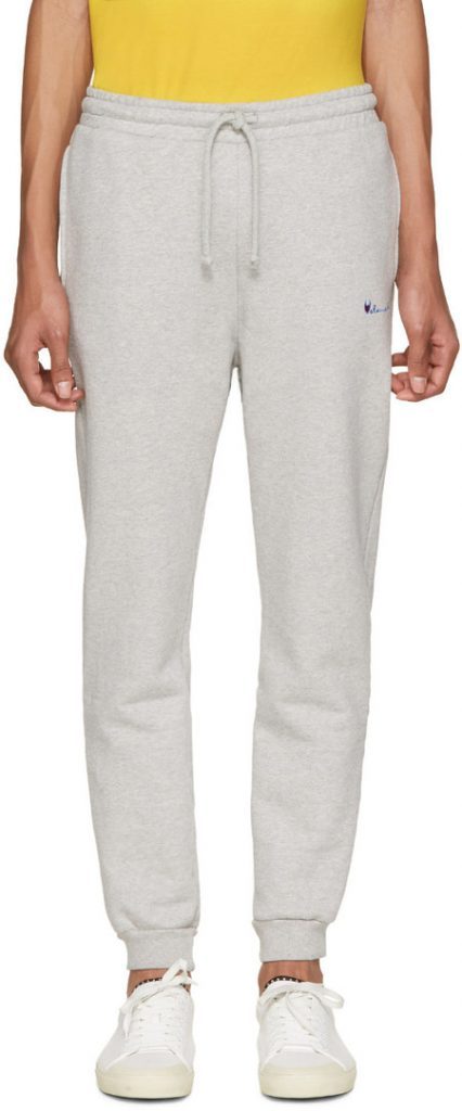 vetements-grey-logo-lounge-pants