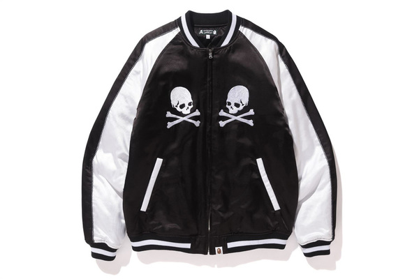 A BATHING APE × mastermind JAPAN SOUVENIR JACKET 1
