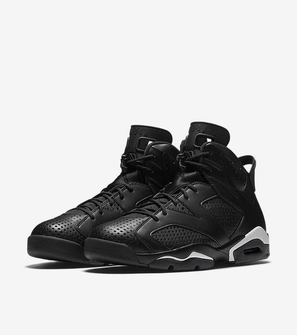 "Nike Air Jordan 6 ""Black Cat"" 6"