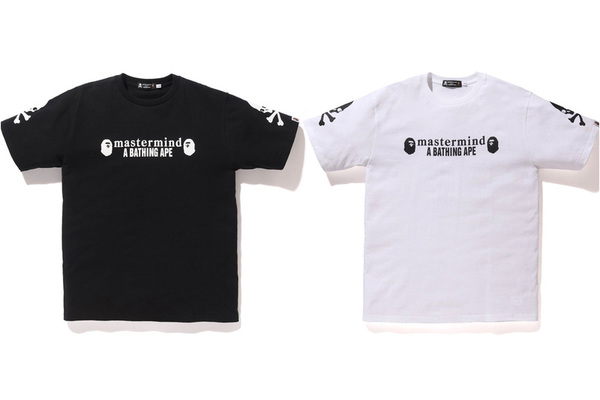 A BATHING APE × mastermind JAPAN TEE