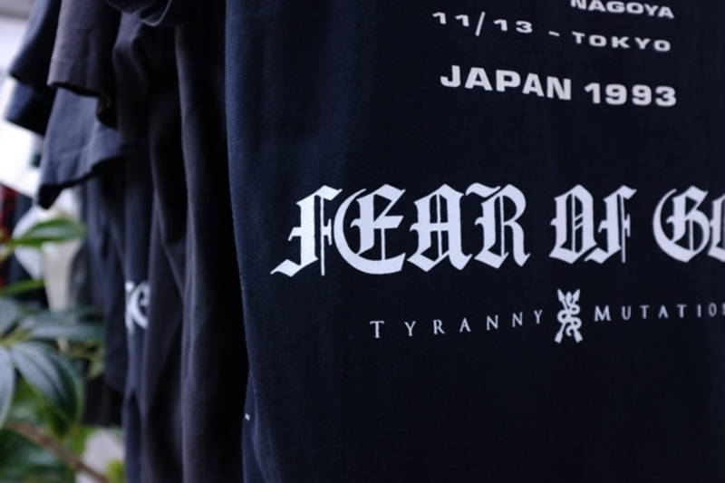 FEAR OF GOD RESURRECTED VINTAGE TEE