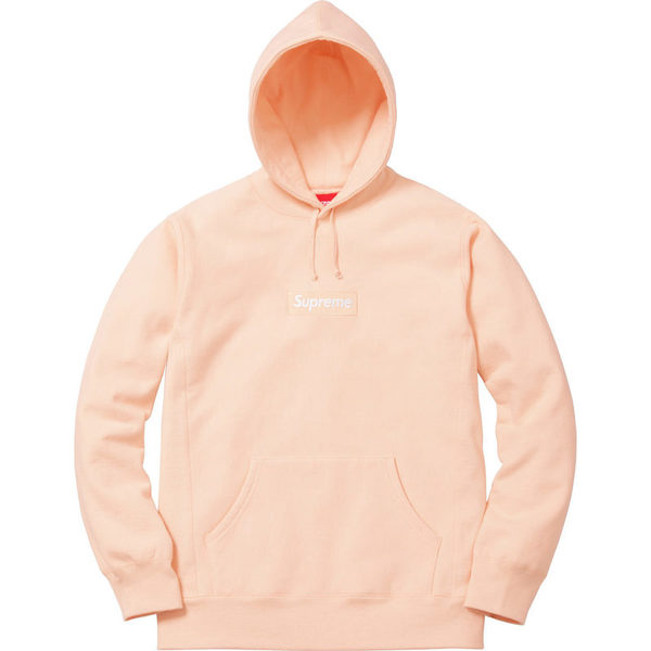 Supreme Box Logo Hooded Sweatshirt 1