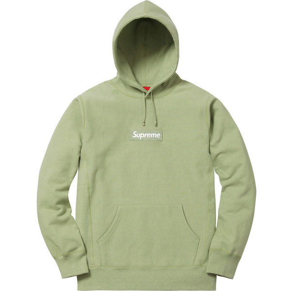 Supreme Box Logo Hooded Sweatshirt 3
