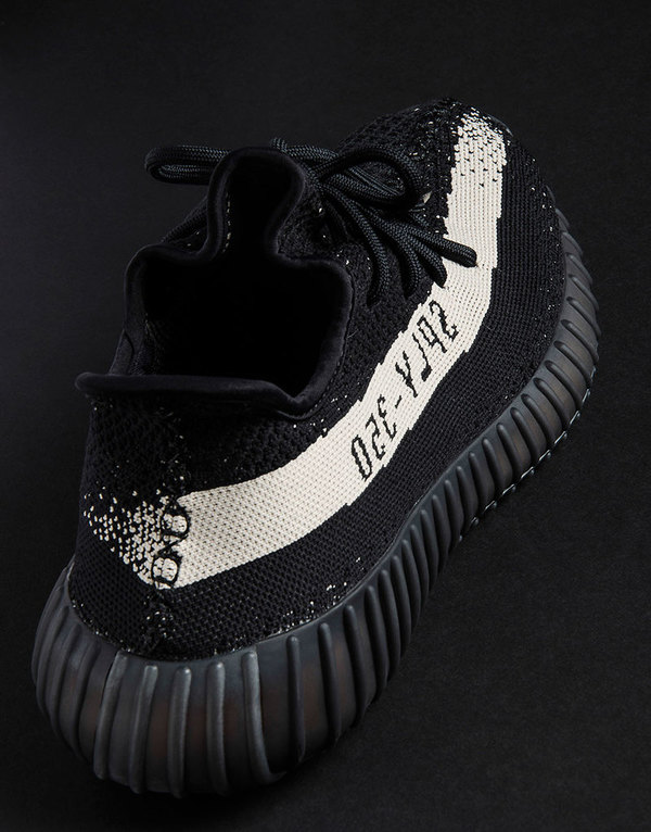 Yeezy Boost 350 V2 Black White 6