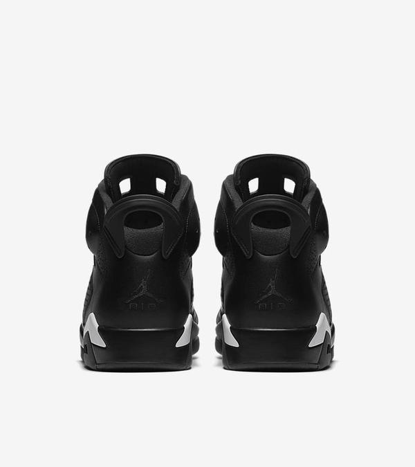 "Nike Air Jordan 6 ""Black Cat"" 5"