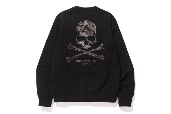 A BATHING APE × mastermind JAPAN CREWNECK 2
