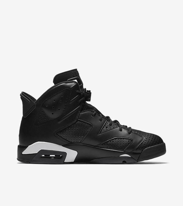 "Nike Air Jordan 6 ""Black Cat"" 3"