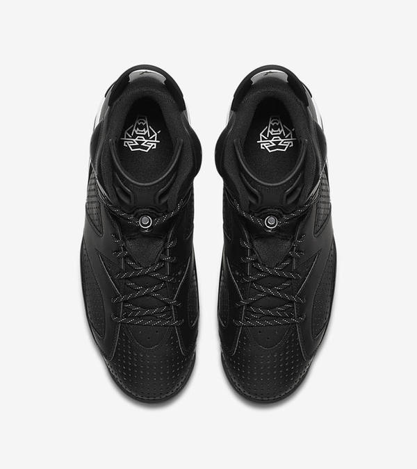 "Nike Air Jordan 6 ""Black Cat"" 4"