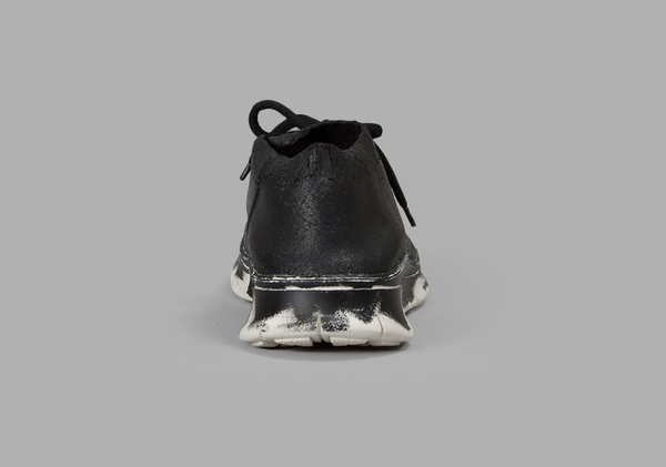 MAISON MARGIELA MEN'S BLACK SNEAKERS 2