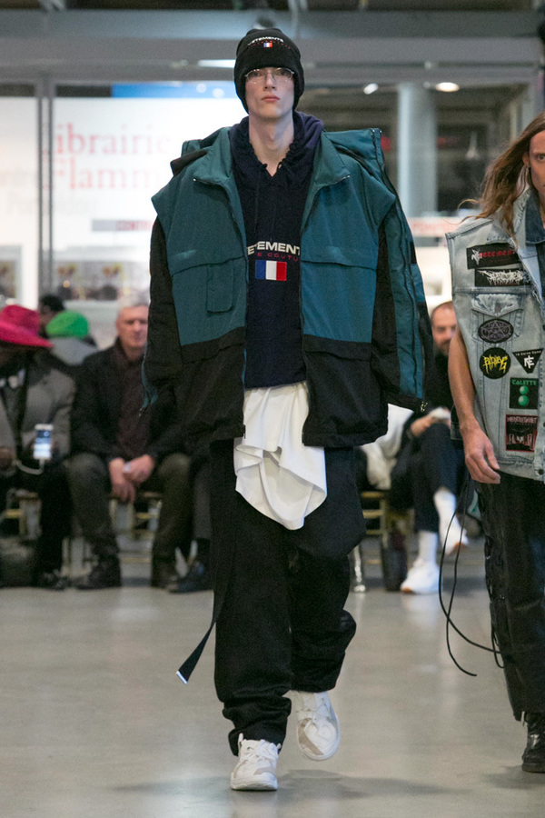 Vetements 2017 Fall Winter Couture Collection 10