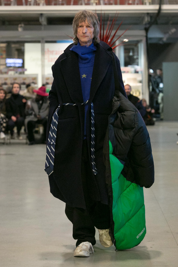 Vetements 2017 Fall Winter Couture Collection 2