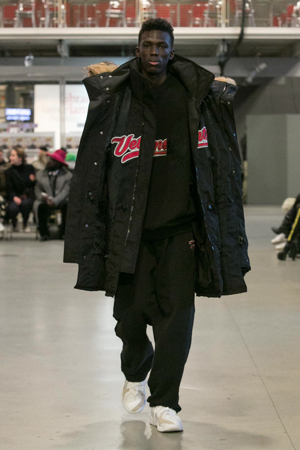 Vetements 2017 Fall Winter Couture Collection 4