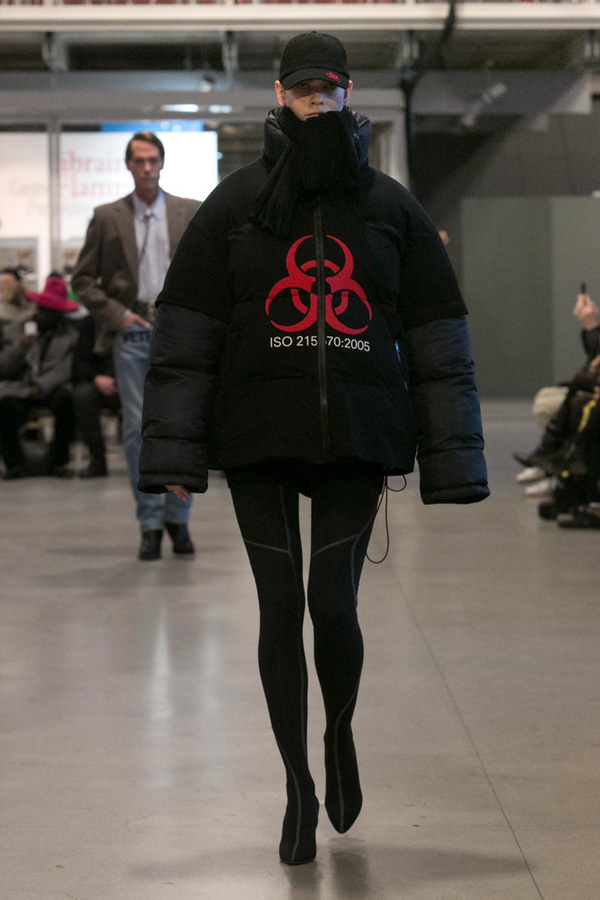 Vetements 2017 Fall Winter Couture Collection 5
