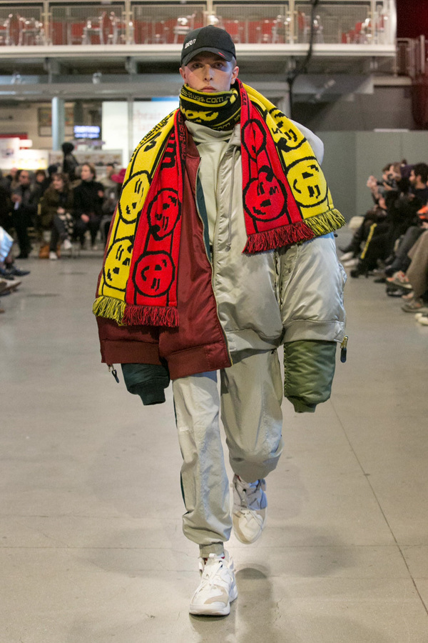 Vetements 2017 Fall Winter Couture Collection 7