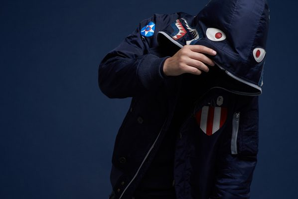A BATHING APE® x NEIGHBORHOOD® 02