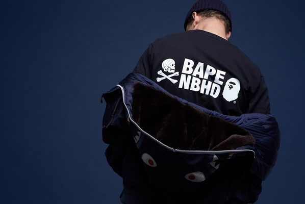 A BATHING APE® x NEIGHBORHOOD® 03