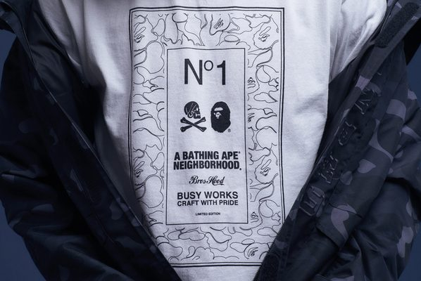 A BATHING APE® x NEIGHBORHOOD® 06
