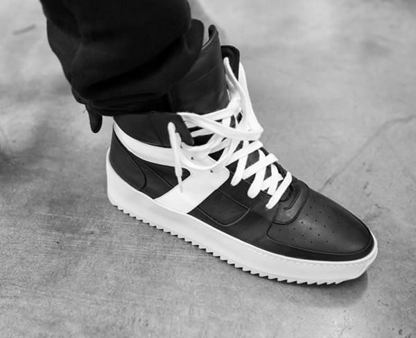 Fear of God Basketball Sneaker