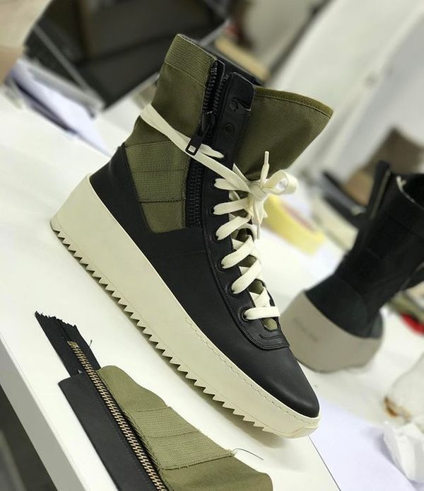 Fear of God Jungle Sneaker