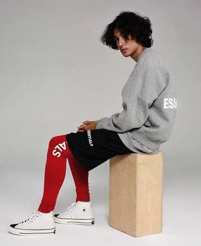 ESSENTIALS 2018 FW COLLECTION 15