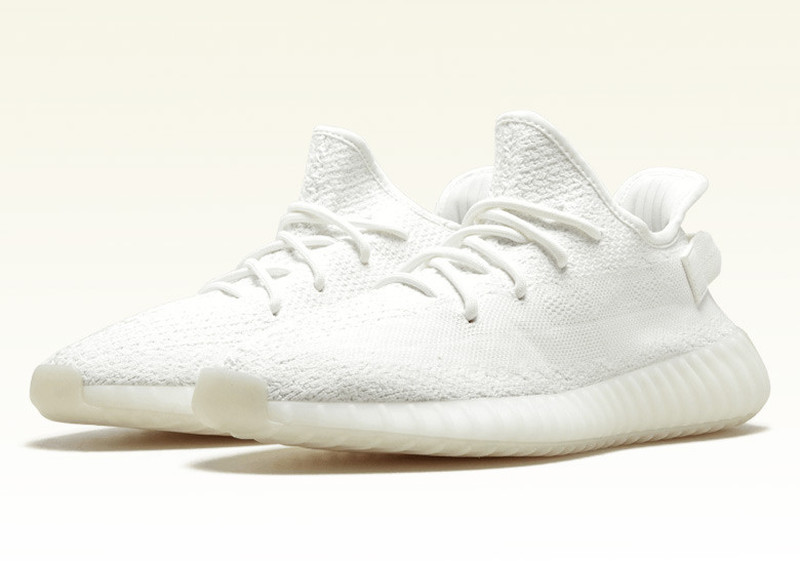 YEEZY BOOST 350 V2 Triple White Restock TOP