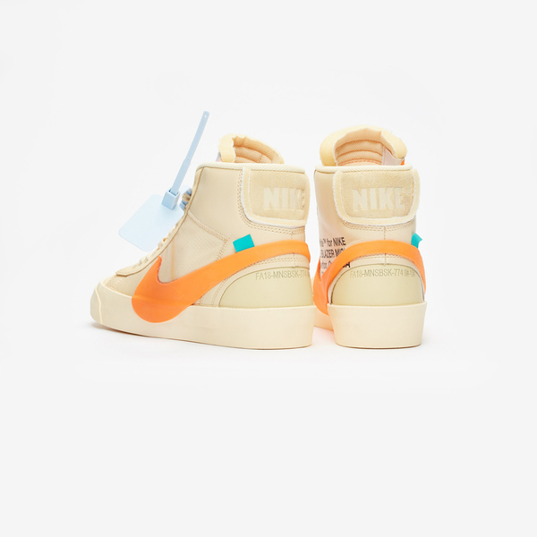 Off-White × NIKE BLAZER MID SPOOKY PACK 02