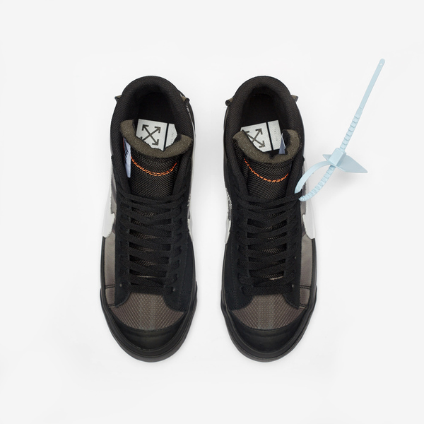 Off-White × NIKE BLAZER MID SPOOKY PACK 10