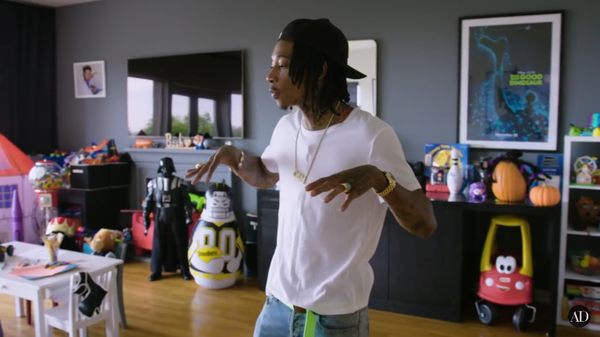 Wiz Khalifa's $4.6 Million L.A. House 18