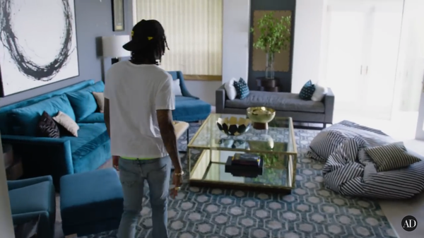 Wiz Khalifa's $4.6 Million L.A. House 41