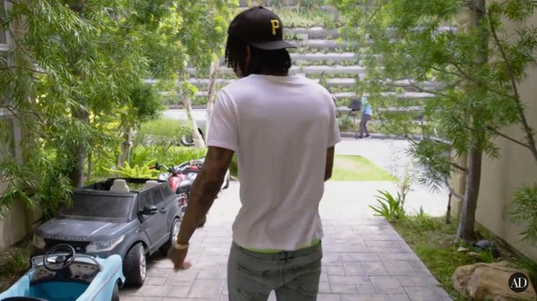 Wiz Khalifa's $4.6 Million L.A. House 51