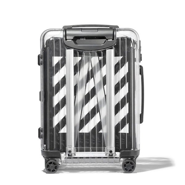 OFF-WHITE × RIMOWA 11