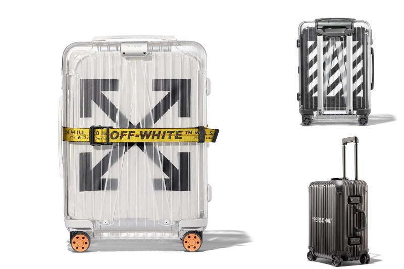 OFF-WHITE × RIMOWA top