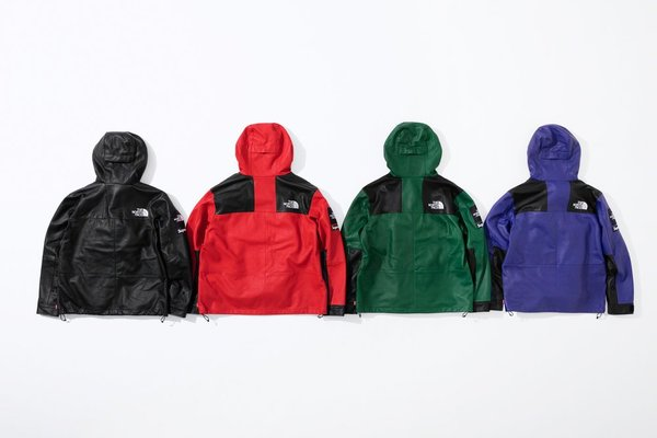 Supreme × The North Face 2018AW 02