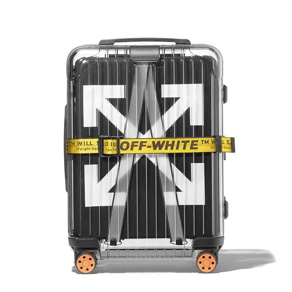 OFF-WHITE × RIMOWA 08