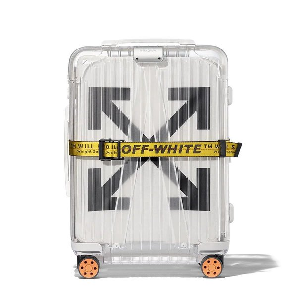 OFF-WHITE × RIMOWA 01