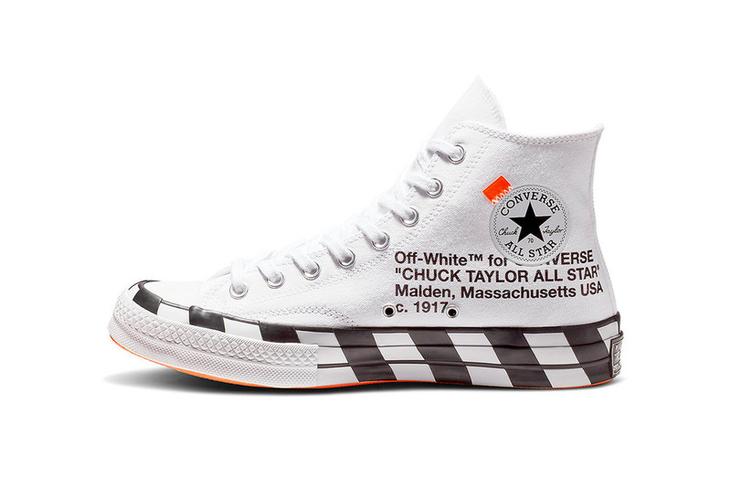offwhite converse chuck taylor all star 70 top
