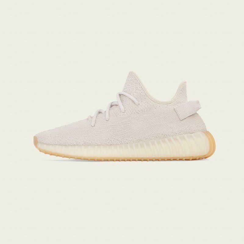 "Yeezy Boost 350 V2 ""Sesame"" top"