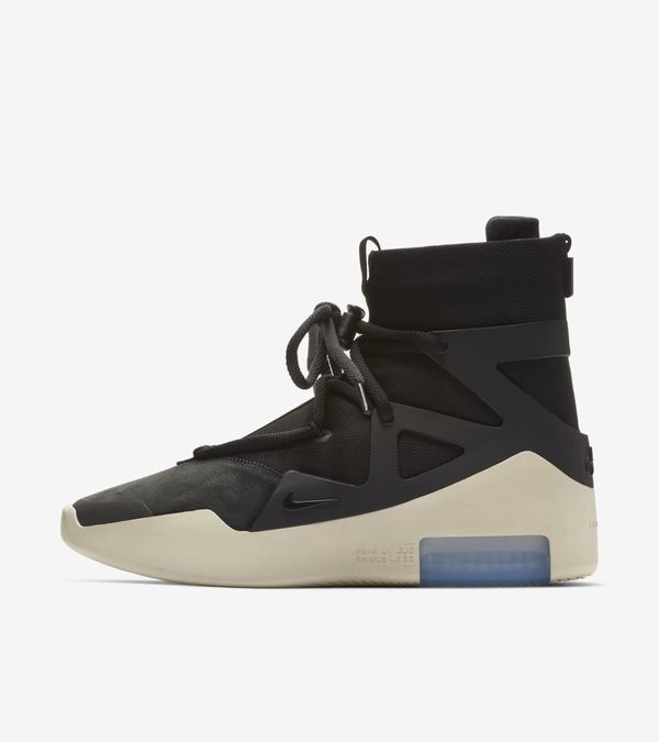 Nike Air Fear of God 1 × Nike Air Fear of God SA 01