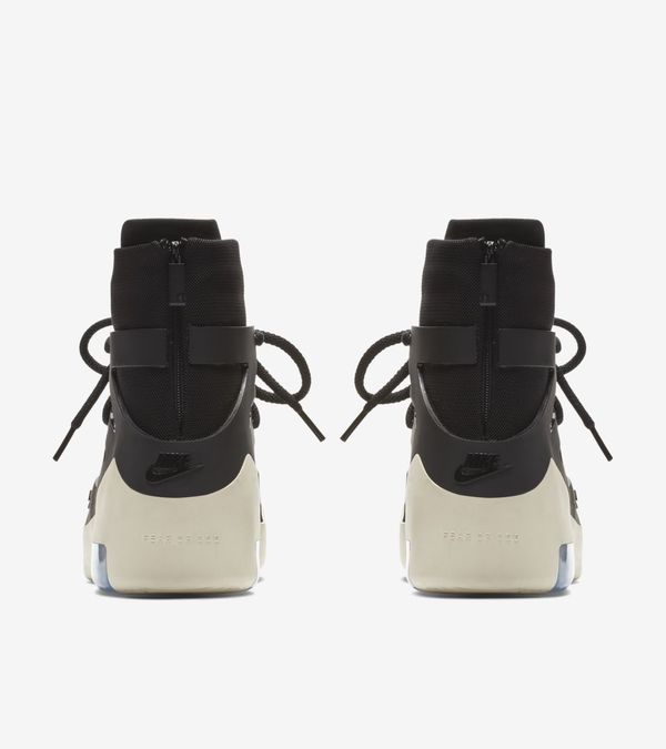 Nike Air Fear of God 1 × Nike Air Fear of God SA 05