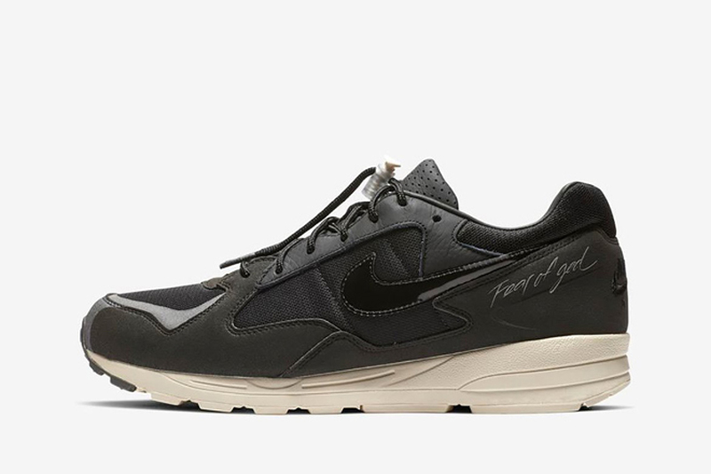 Fear of God × Nike Air Skylon 2 release top