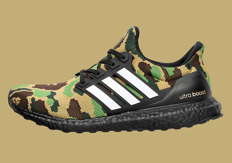 adidas × BAPE Ultra Boost top