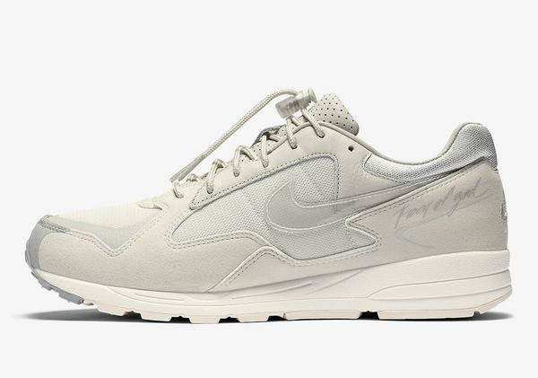 Fear Of God × Nike Air Skylon 2 Light Bone 01
