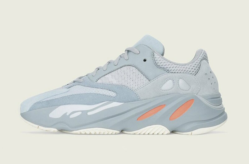 Yeezy Boost 700 Inertia top